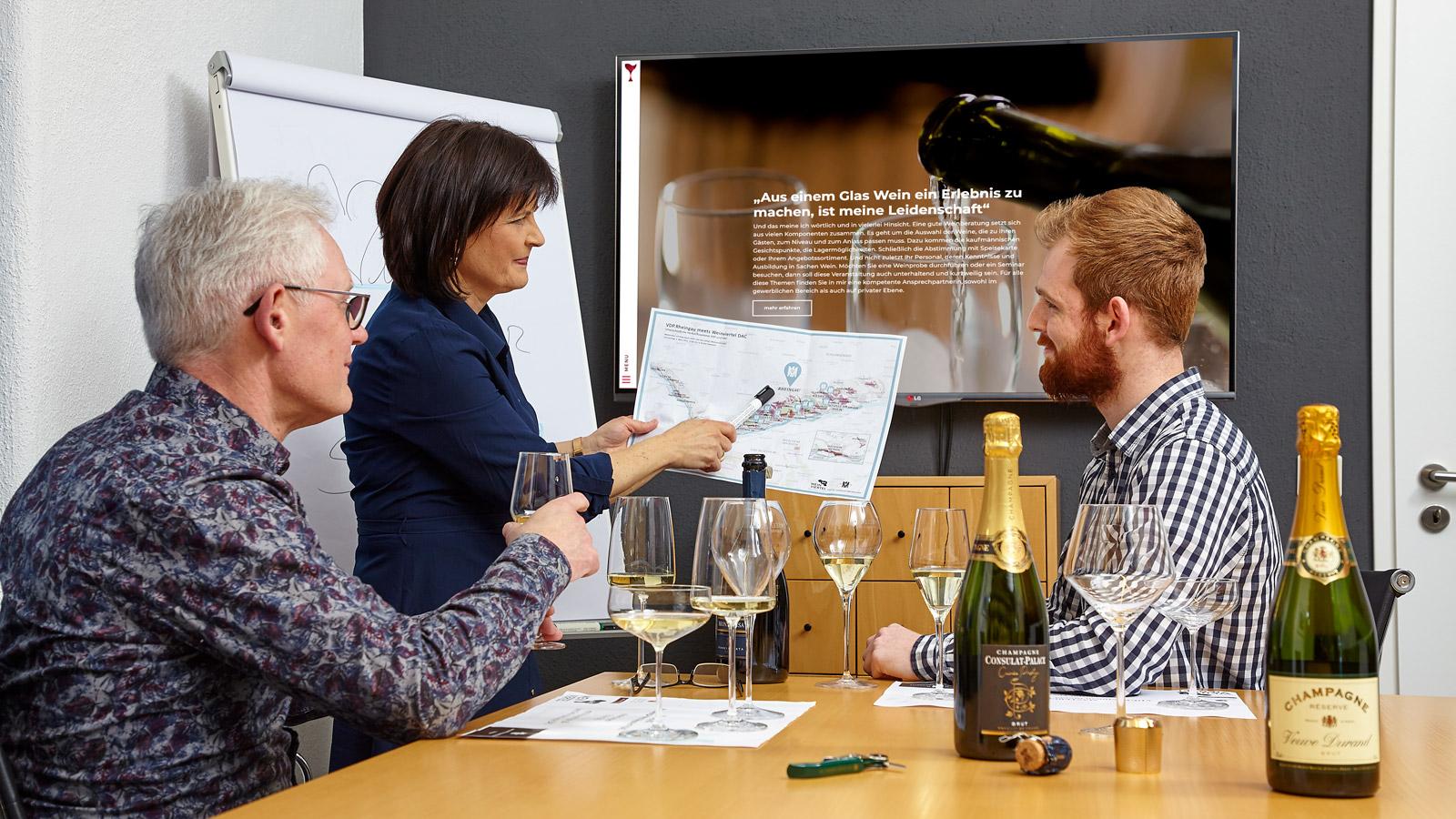Seminare rund um Wein